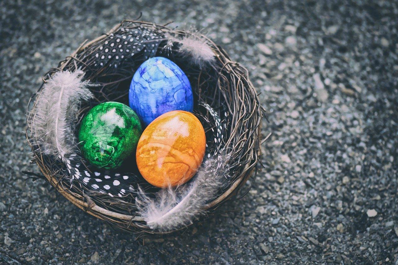 easter 2021 eggs
